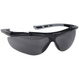 Thor sikkerhedsbrille m/mørk linse og UV beskyttelse