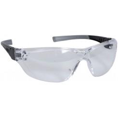 Thor sikkerhedsbrille m/klar linse og justerbar stænger